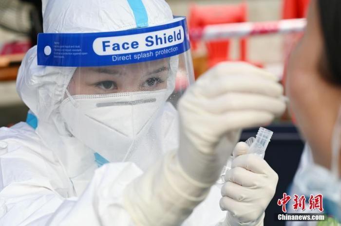 粤新增10例本土确诊病例钟南山加大核酸筛查切断传染链条